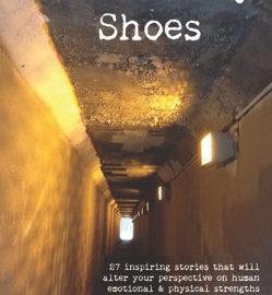 forside af bog Walk in my shoes