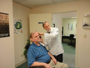 Tilpasning af høreapparat